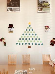 クリスマス壁IMG_2158